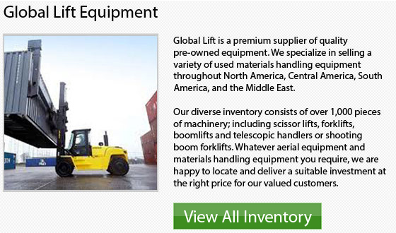 Used Forklifts Phoenix - Large Selection of Inventory for Forklifts, Container Handlers, Boom Lifts